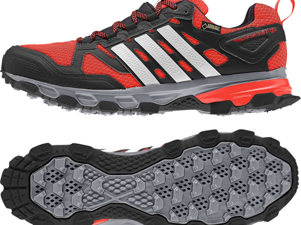 Proper footwear is a crucial part of training properly.