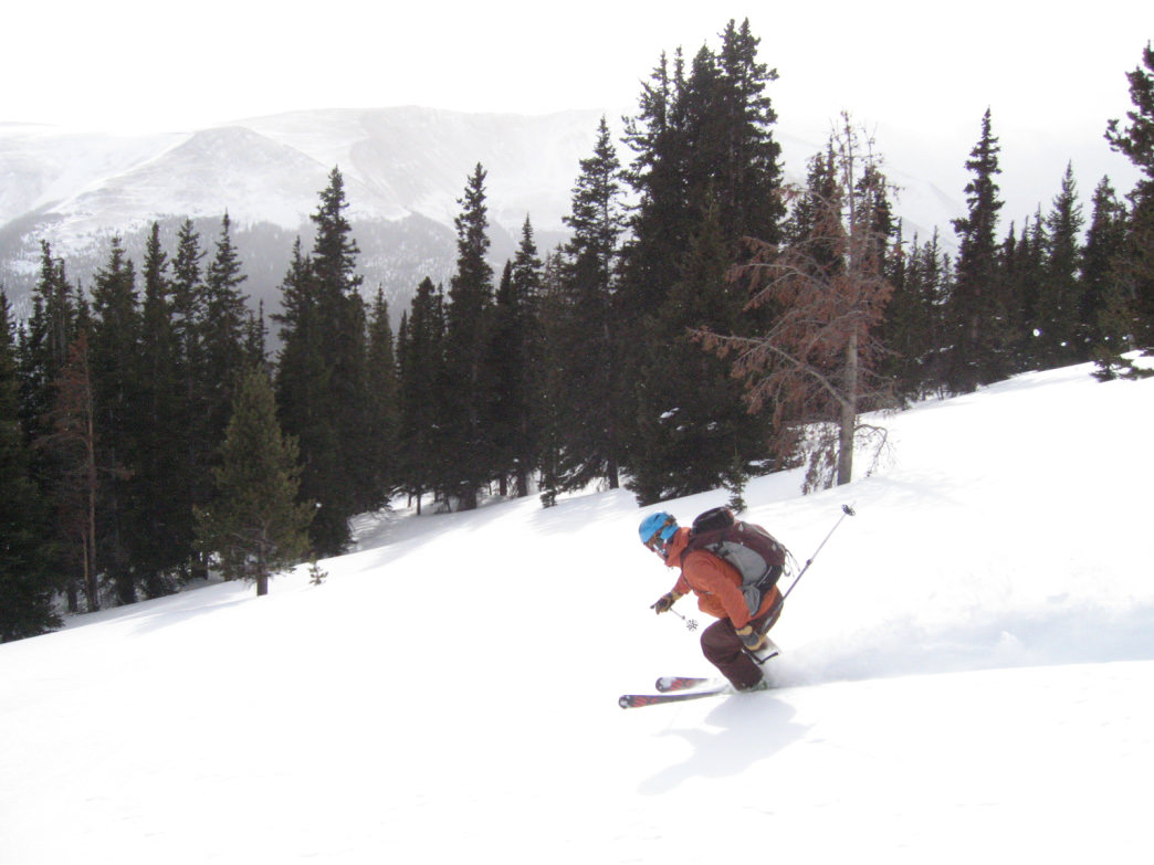 If there's enough snow, some Colorado companies will insist their employees hit the powder.