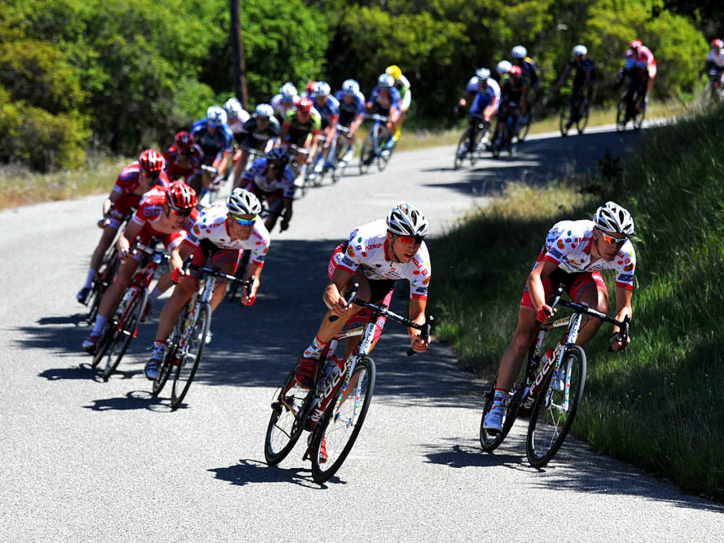 The Sea Otter Classic features a weekend of bike events, including an awesome gran fondo.