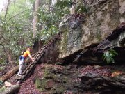 02 20161027 CumberlandTR rock-creek-ladder
