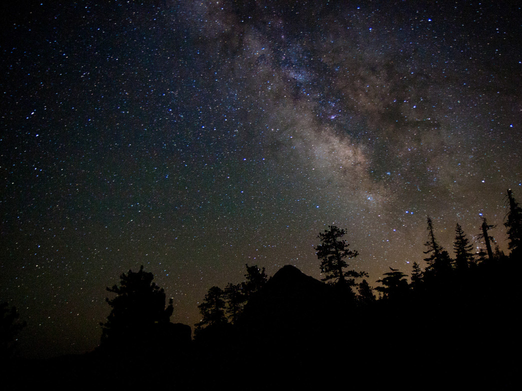 Grab your telescope and head to Glacier Point for some serious stars.