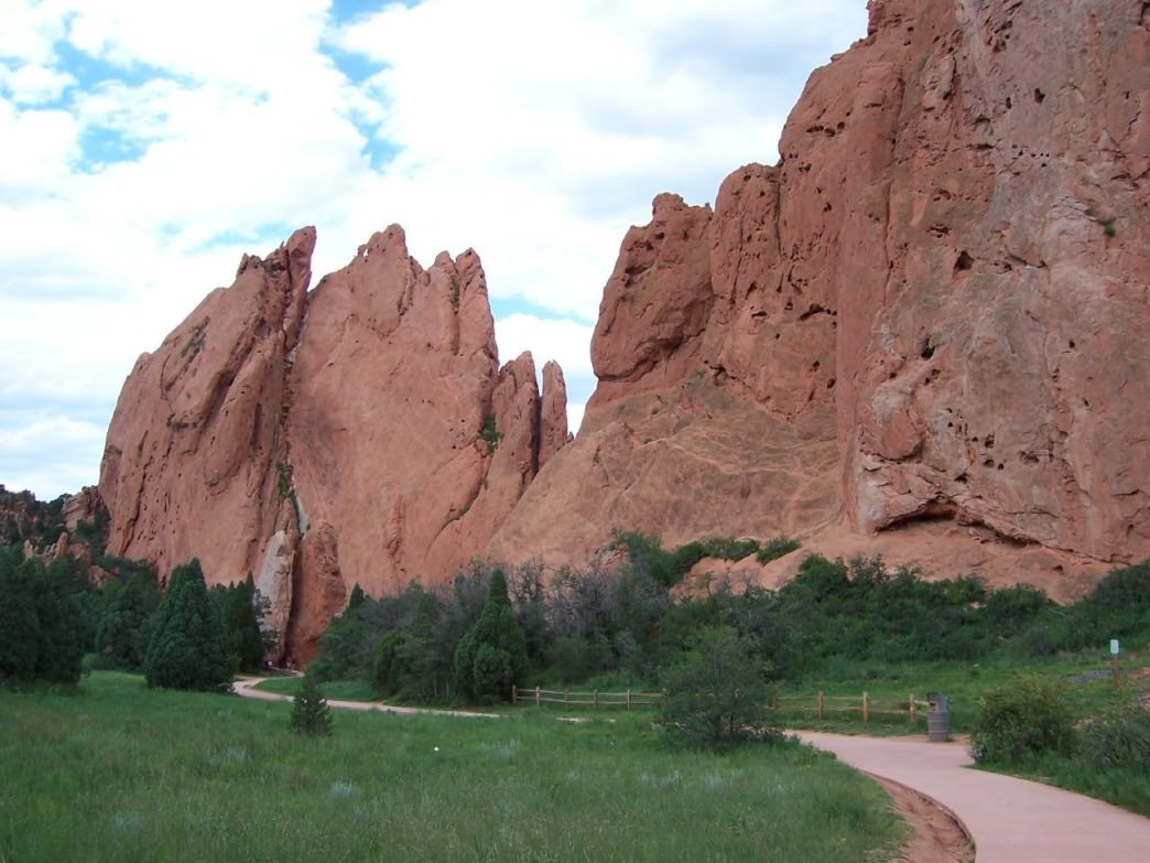 Garden of the Gods Cycling