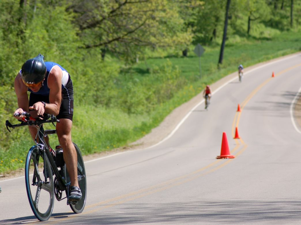 The Galena Triathlon and Duathlon is on May 16 this year.
