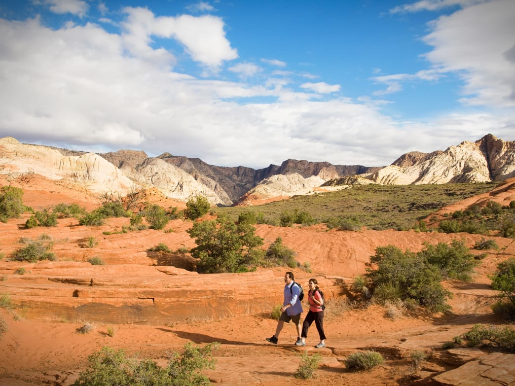 Red Mountain Resort is adjacent to Snow Canyon State Park, where you can get out and explore some of Utah's most scenic trails.