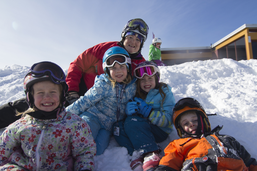 Don't miss the World's LARGEST snow fort atop Dercum Mountain! The snow fort is the perfect stop before heading to a mountaintop tubing session, or is a fun way to enjoy our beautiful mountain environment while taking a break from the slopes.
