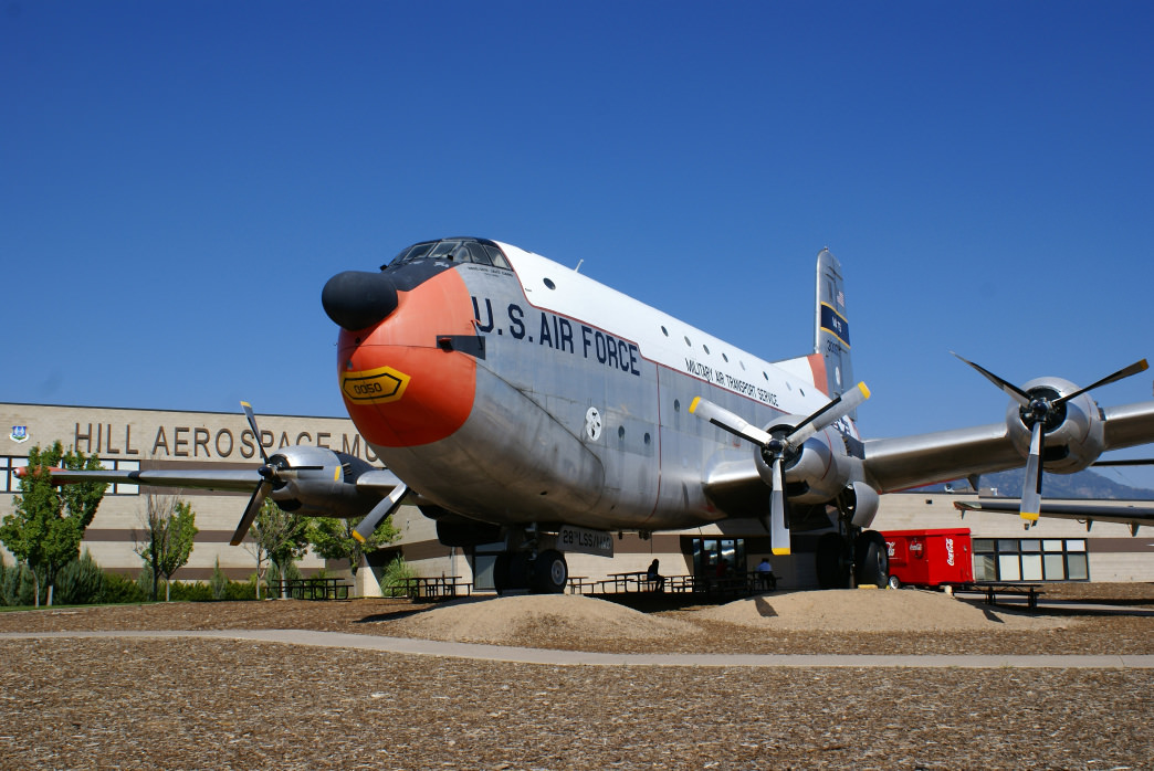 Ogden has museums and parks galore, but make sure to check out Hill Aerospace Museum.