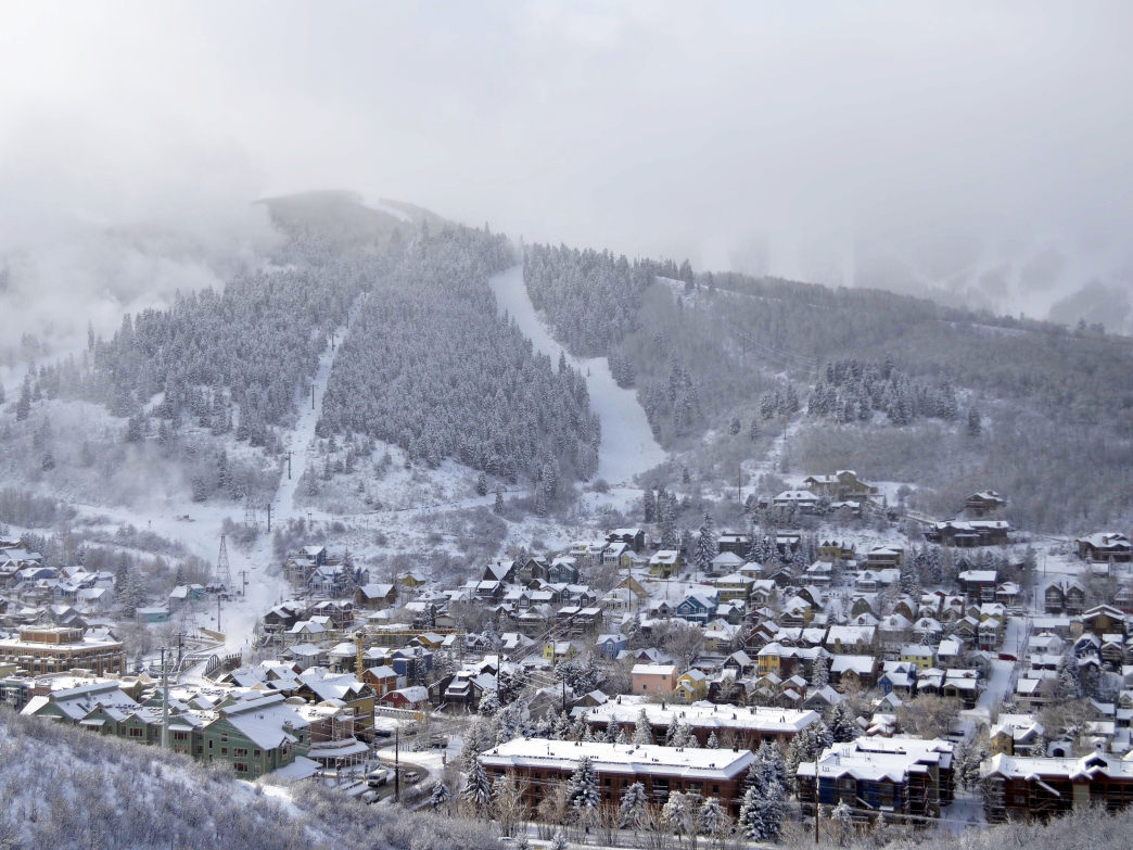 Park City was a mining town long before it became a ski destination.