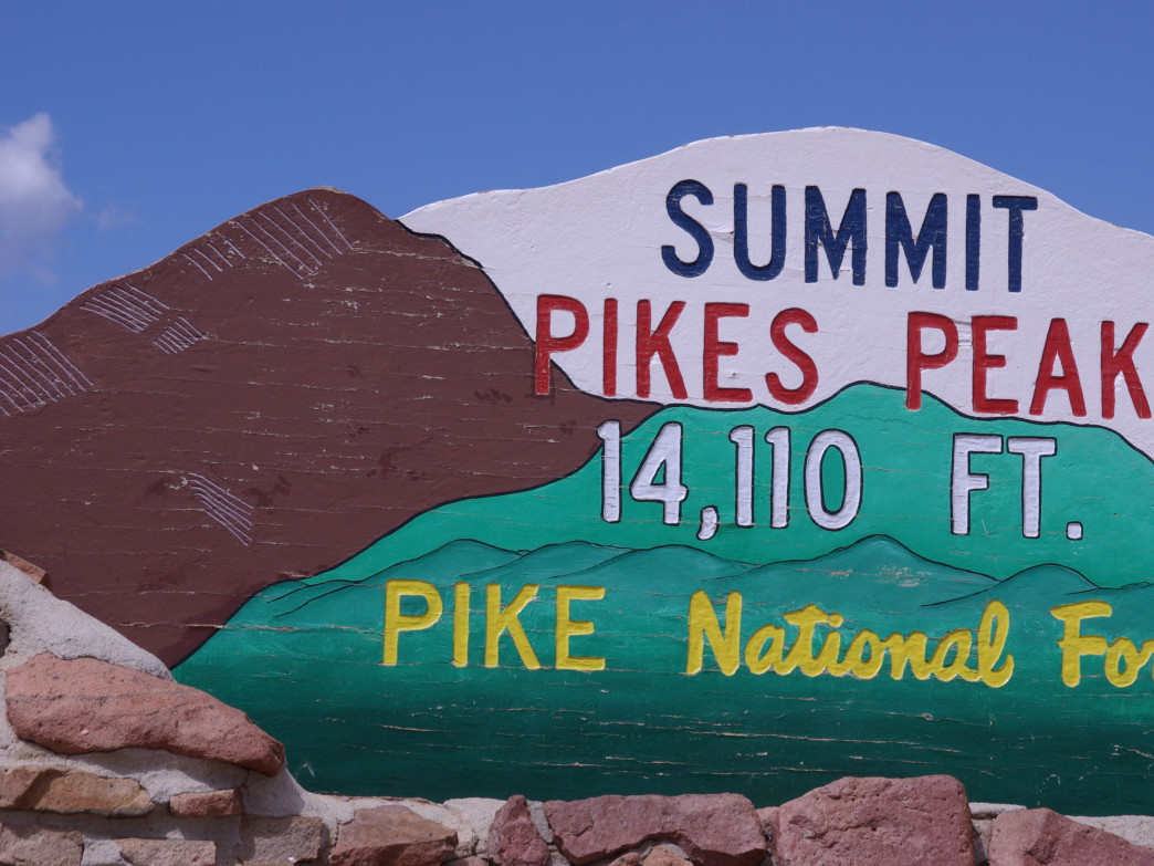 Mahon is consistently one of the top finishers in Colorado races, including the Pikes Peak Marathon.