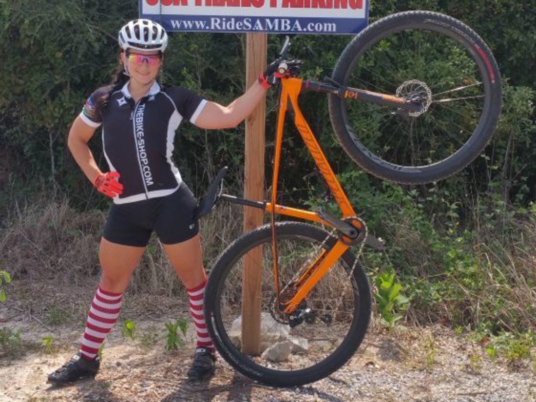 The University of South Alabama MBT is one of the best kept trails in lower Alabama.