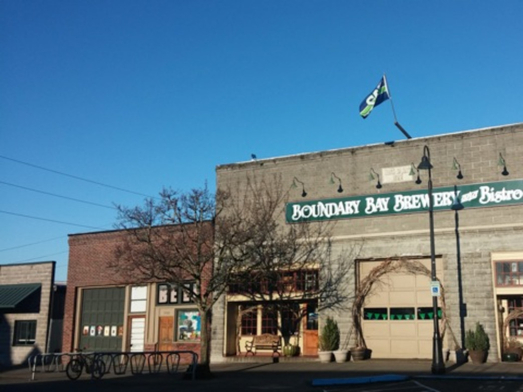 Boundary Bay Brewery and Bistro is Bellingham's first brewpub.