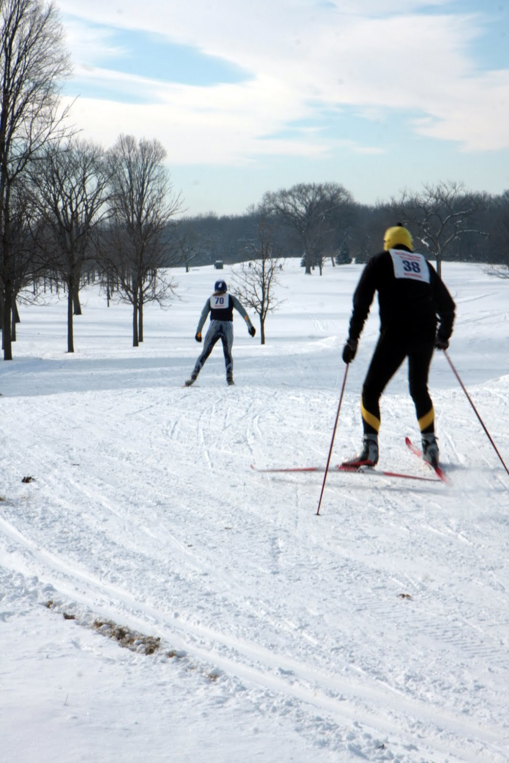 Best Spots For Newbie Cross Country Skiers In Illinois
