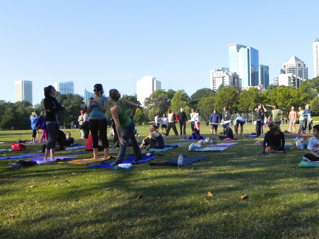 Runyon Canyon Reopens Tuesday also National Mall Road Running additionally Provencedays further Karijini National Park Review likewise Piedmont Park. on dog hiking