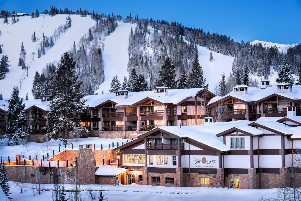 The Stein Eriksen Lodge focuses on unparalleled guest services.
