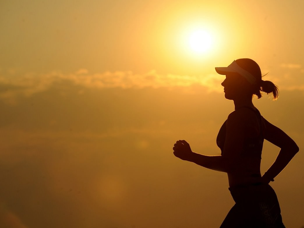 Summer days mean more time to run, but much hotter temperatures to power through