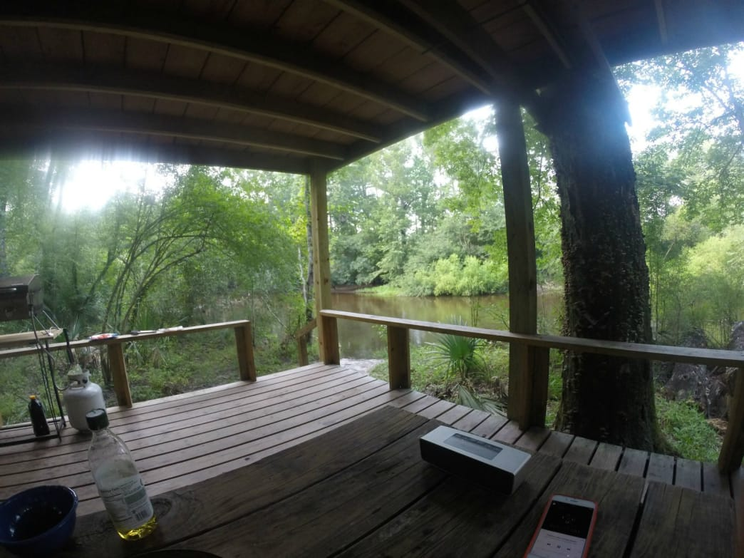 This has got to be one of the best porches in South Carolina—and that's saying something!