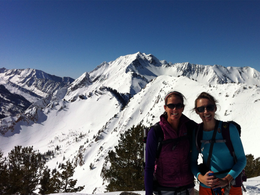 grizzly gulch to silver fork backcountry skiing