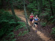 Raccoon Mountain Trail Running