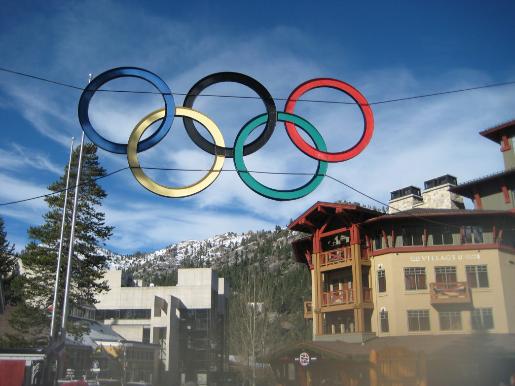 Beautiful Squaw Valley, just south of Truckee proper, was the site of the 1960 Winter Olympic Games.