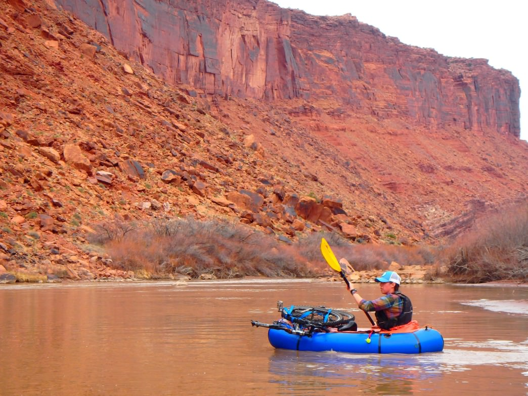 Just a few miles from downtown Moab, the Upper Colorado River Scenic Byway offers recreation opportunities galore.