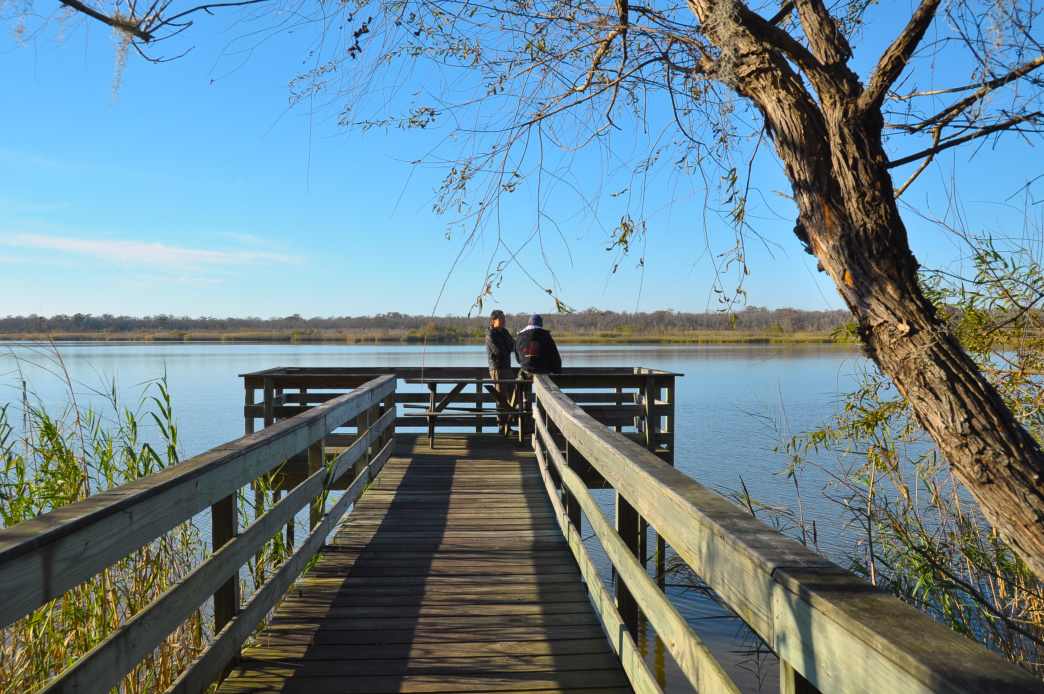 Blakeley State Park's history stretches back thousands of years.