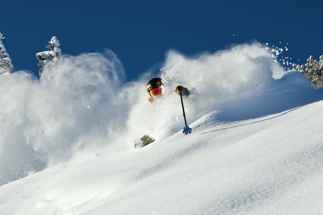 Powder in Utah is one of its major draws. Adam Clark