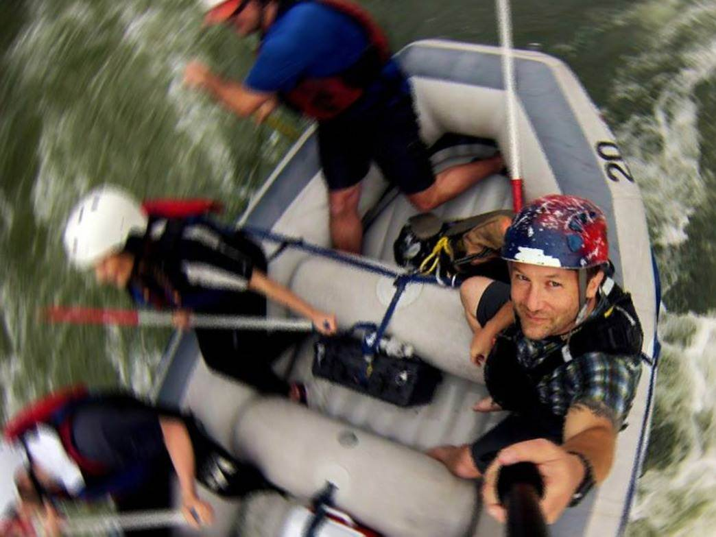 Remote West Virginia has some of the country's best whitewater rafting availble