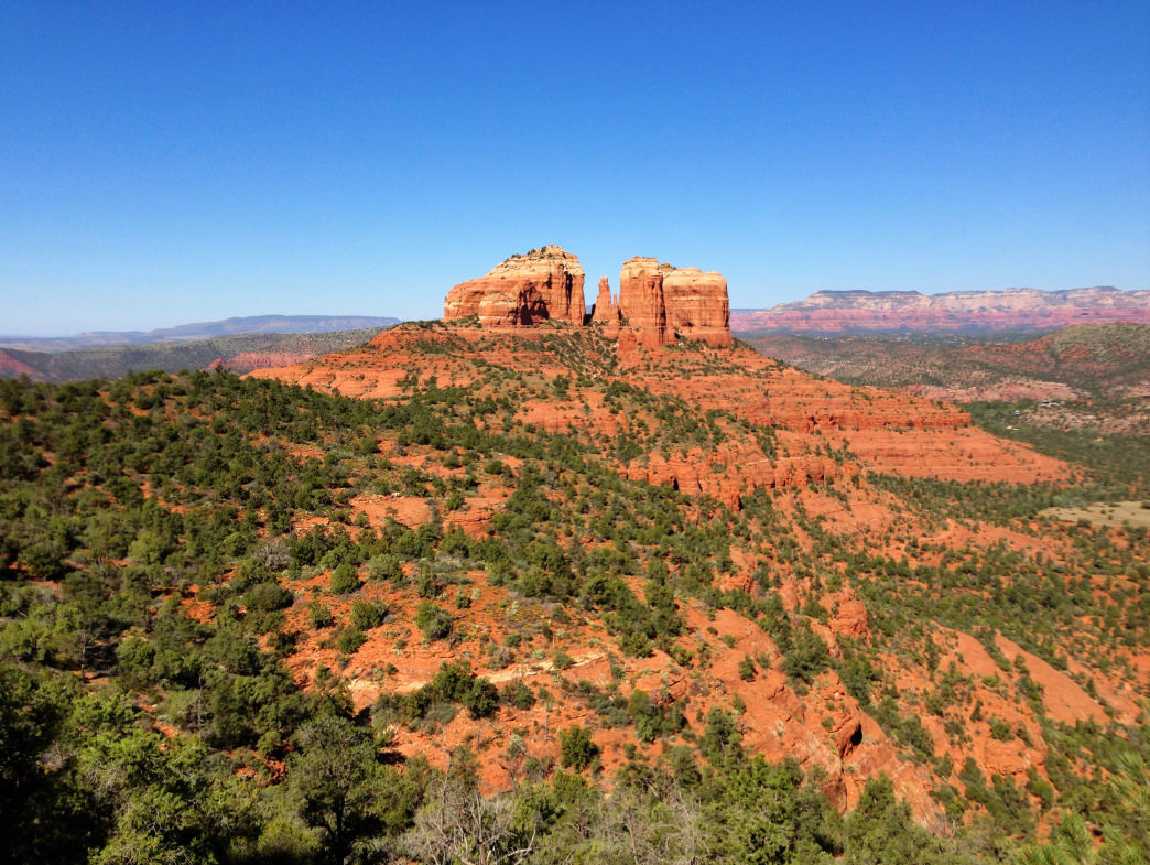 5 BEST MOUNTAIN BIKE RIDES FOR BEGINNERS IN SEDONA WITH OVER THE EDGE