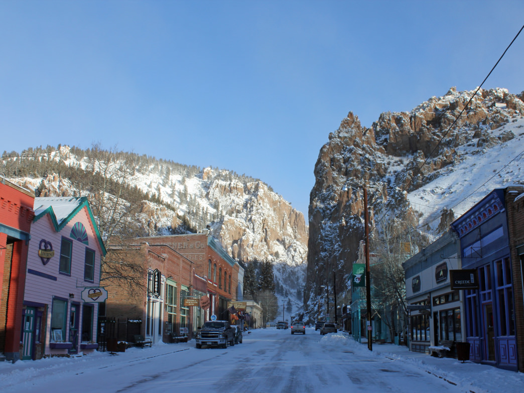 Charming Creede has a long and colorful history, which you can celebrate each year at Cabin Fever Daze.