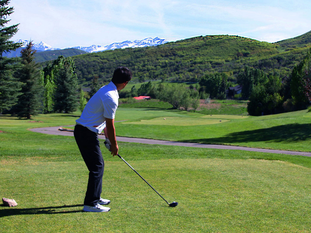 Crater Springs Golf Course is part of the iconic Homestead Resort serving the area for 127 years.