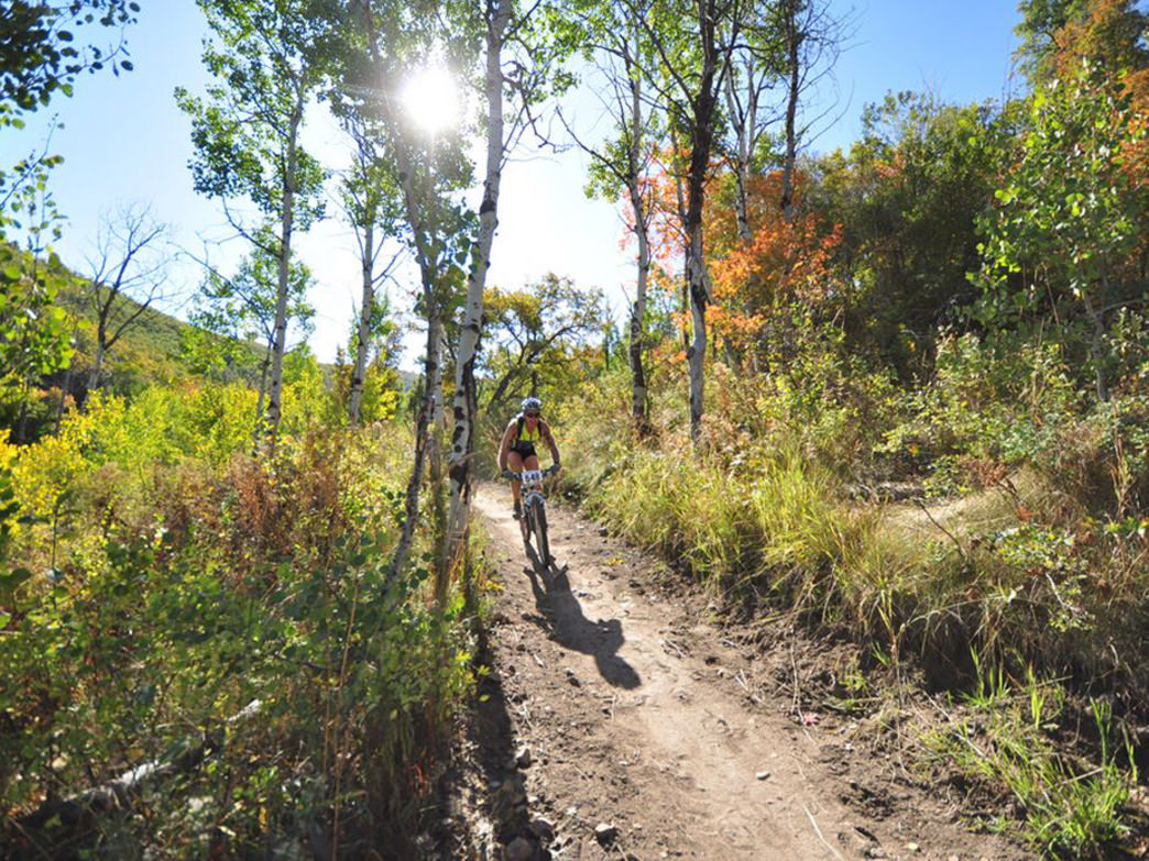 Ogden, Utah, is known for blending excellent outdoor experiences—like mountain biking—with its urban amenities.