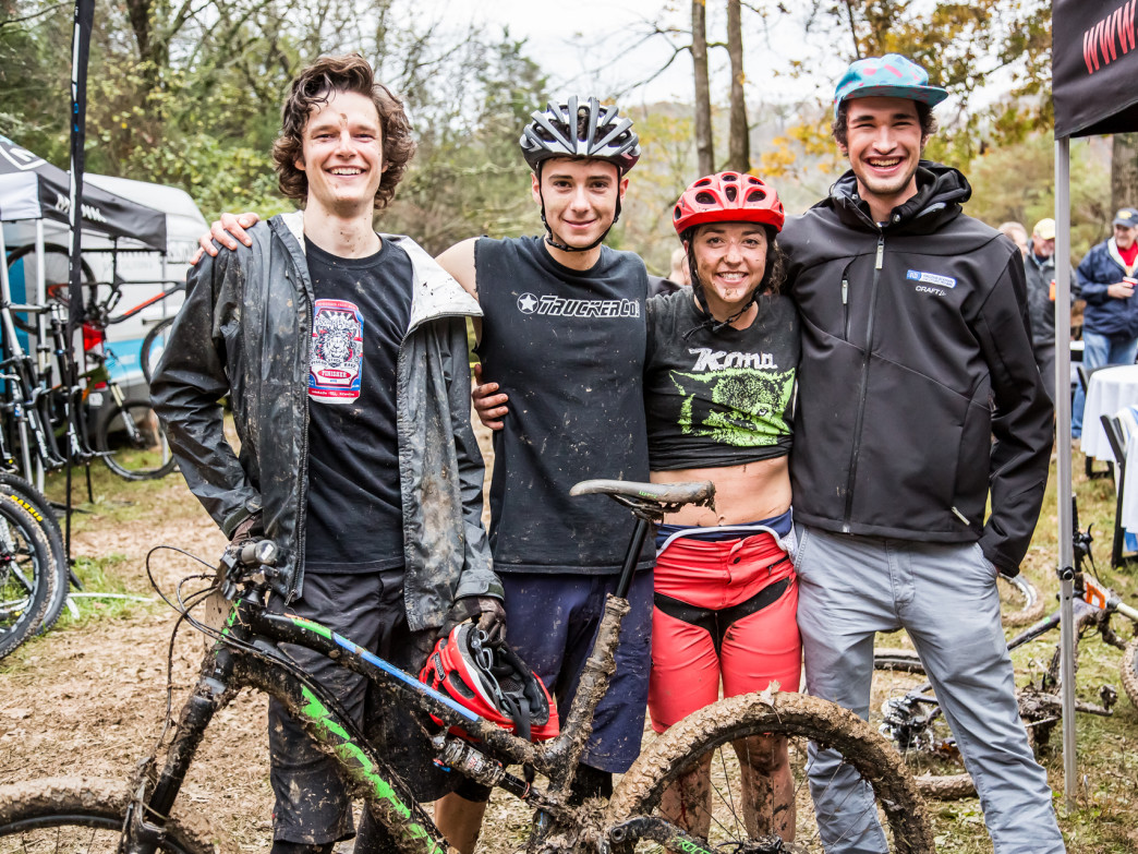 AMBC's Fall Festival brings together Knoxville mountain bikers to celebrate the sport.
