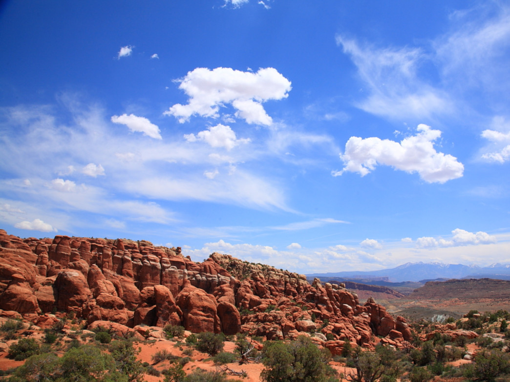 Fiery Furnace is one of several must-do redrock hikes in Utah.