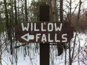To Willow Falls