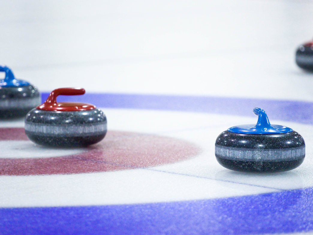More like a chess match than ice hockey, curling is catching on in the Carolinas.