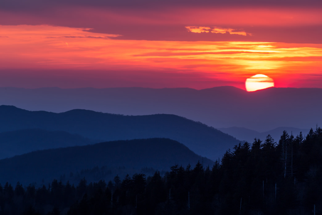 48 hours of adventure in the great smoky mountains for Picture great