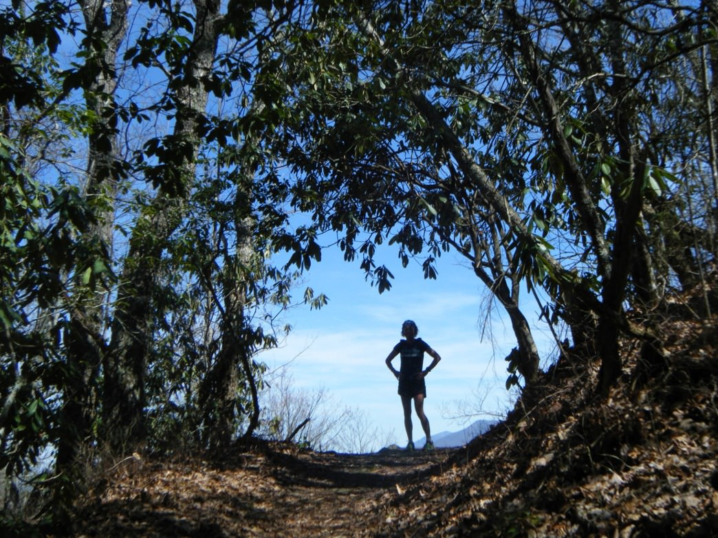 Trail running is beneficial for the mind and the body.