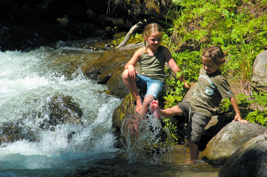 The Pink Beds Loop Hike is about 5 miles in total, mostly flat, and surrounded by water,