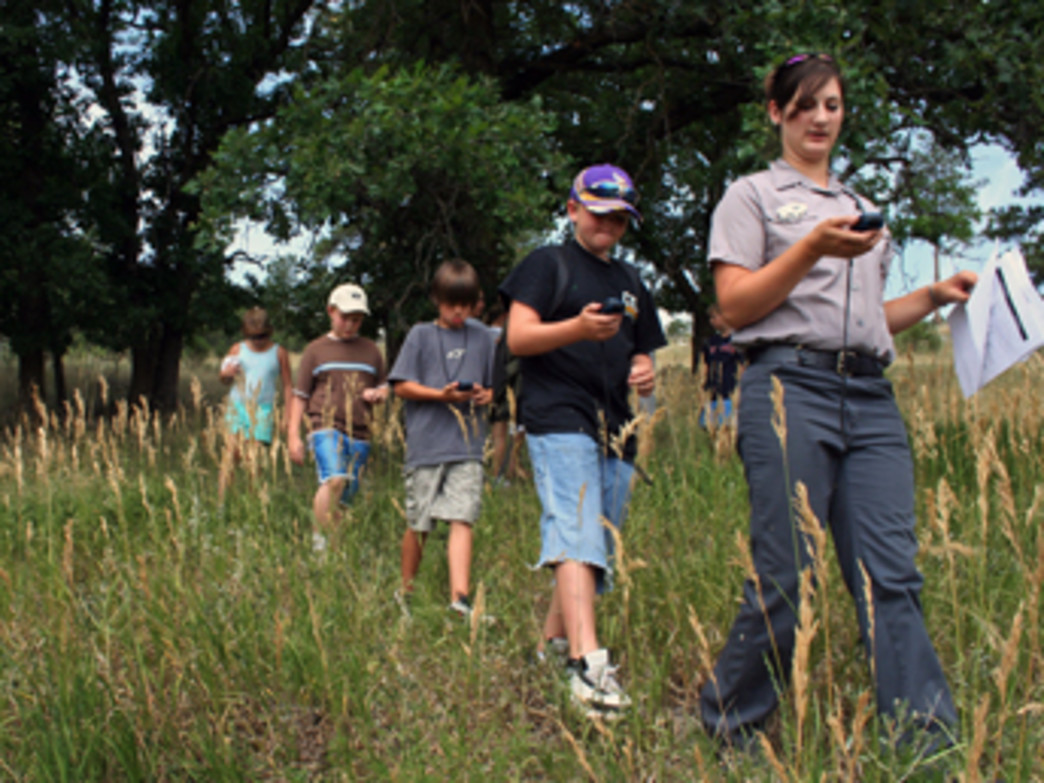 Geocaching provides an added challenge to your outdoor exploring.