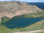 Image for Heart Lake- James Peak Wilderness