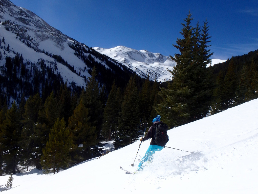 Colorado has some of the finest skiing in North America - and no shortage of bluebird days.