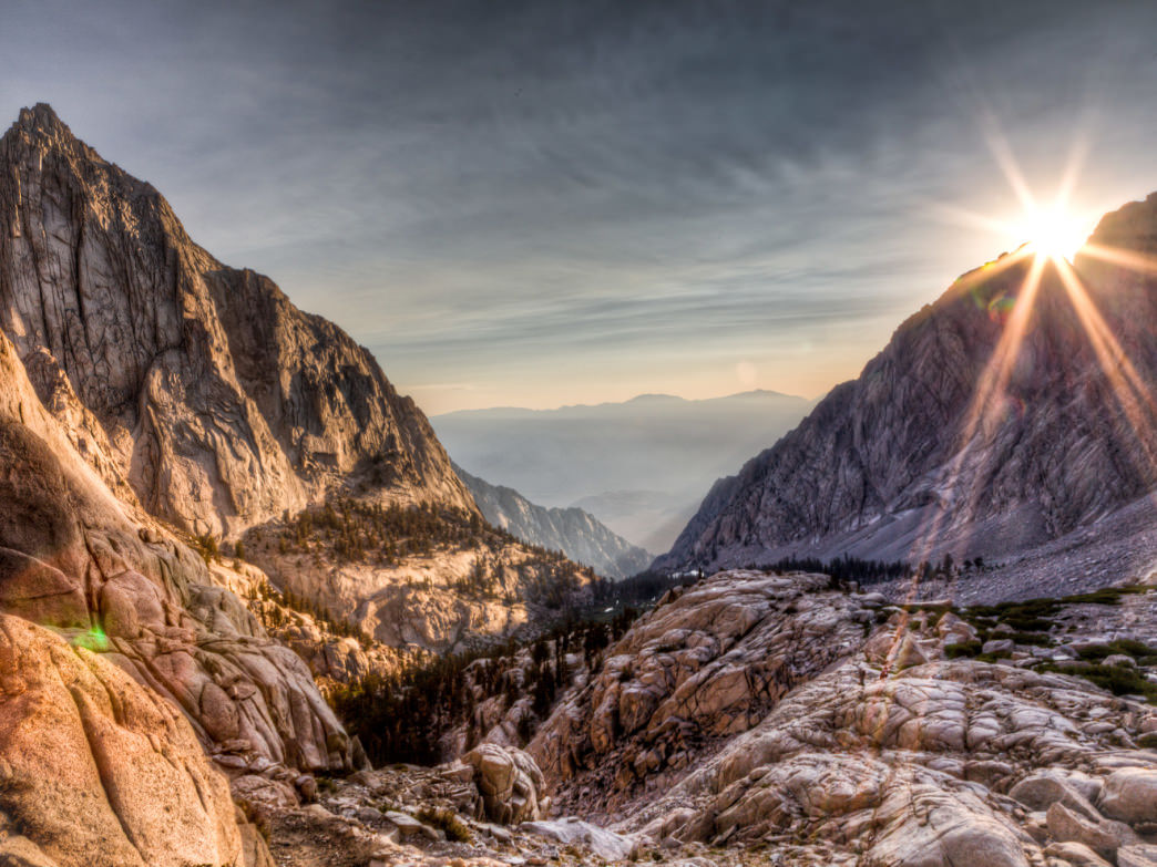 The Mt. Whitney Wilderness is just one (of many) reasons why Inyo County is a hiker's dream.