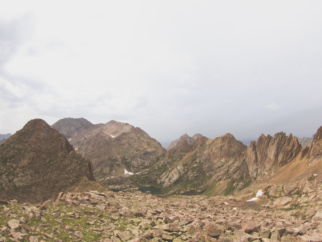 Windom Peak is also the 32nd highest 14er in Colorado.