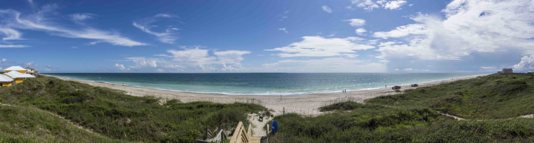 You have plenty of rental options for a girls getaway on the Crystal Coast.