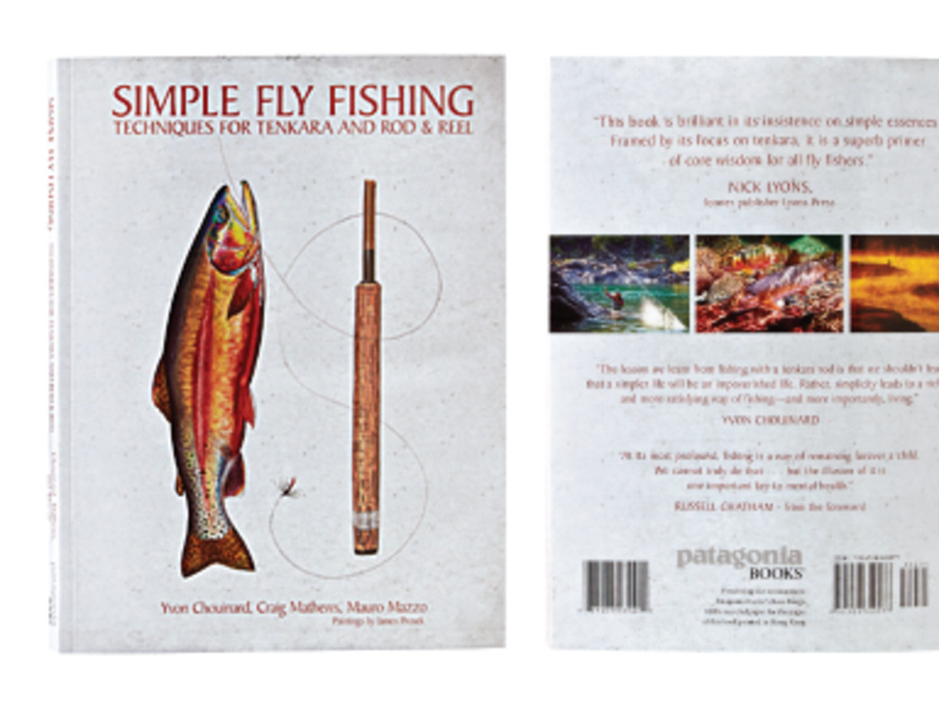 Try fly for Simple fly fishing