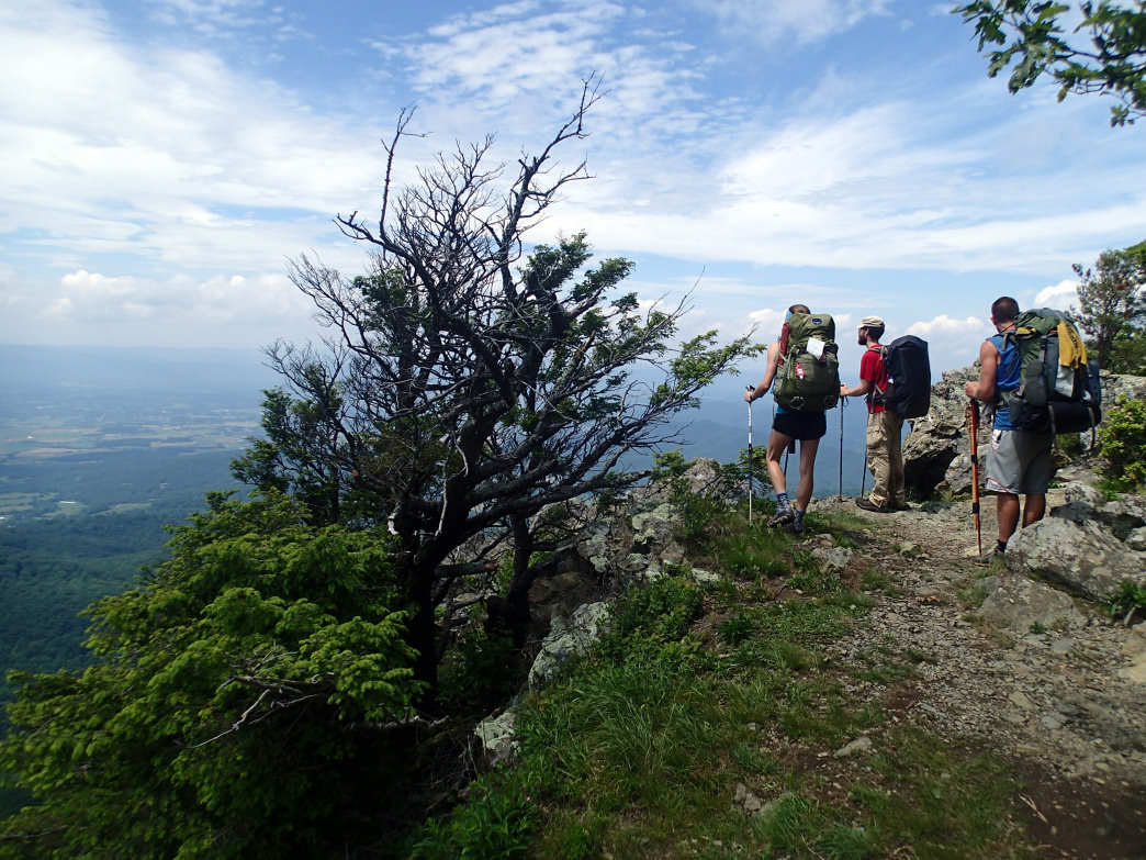 Waynesboro offers many free amenities to hikers on the Appalachian Trail.