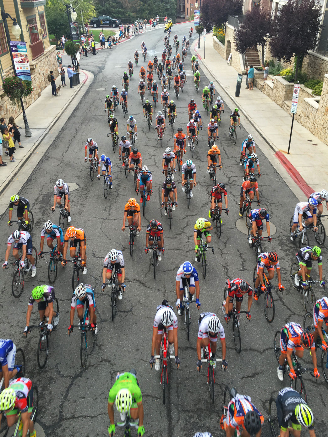 The Tour of Utah is one of the top road races in the country.