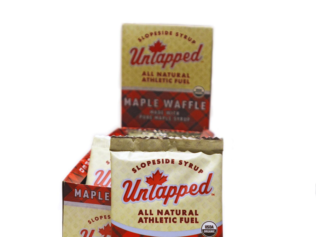 Untapped's latest power fuel offering is maple waffles.