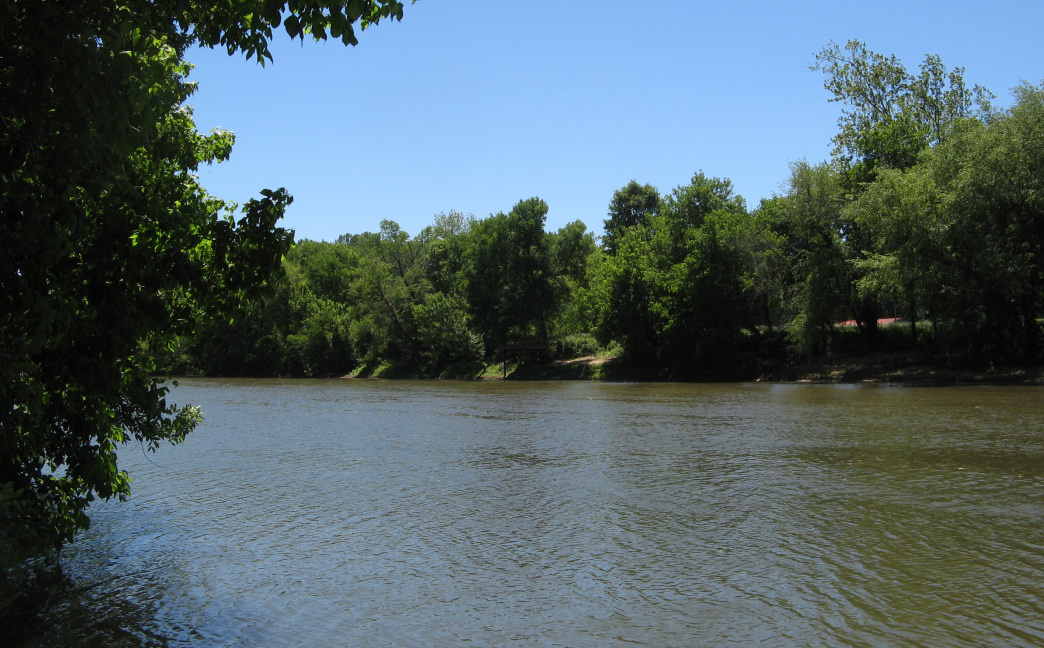 n the mid-1700s, Daniel Boone's family owned land on the western bank of the Yadkin River. His favorite hunting and fishing spots are highlights along the canoe trail.