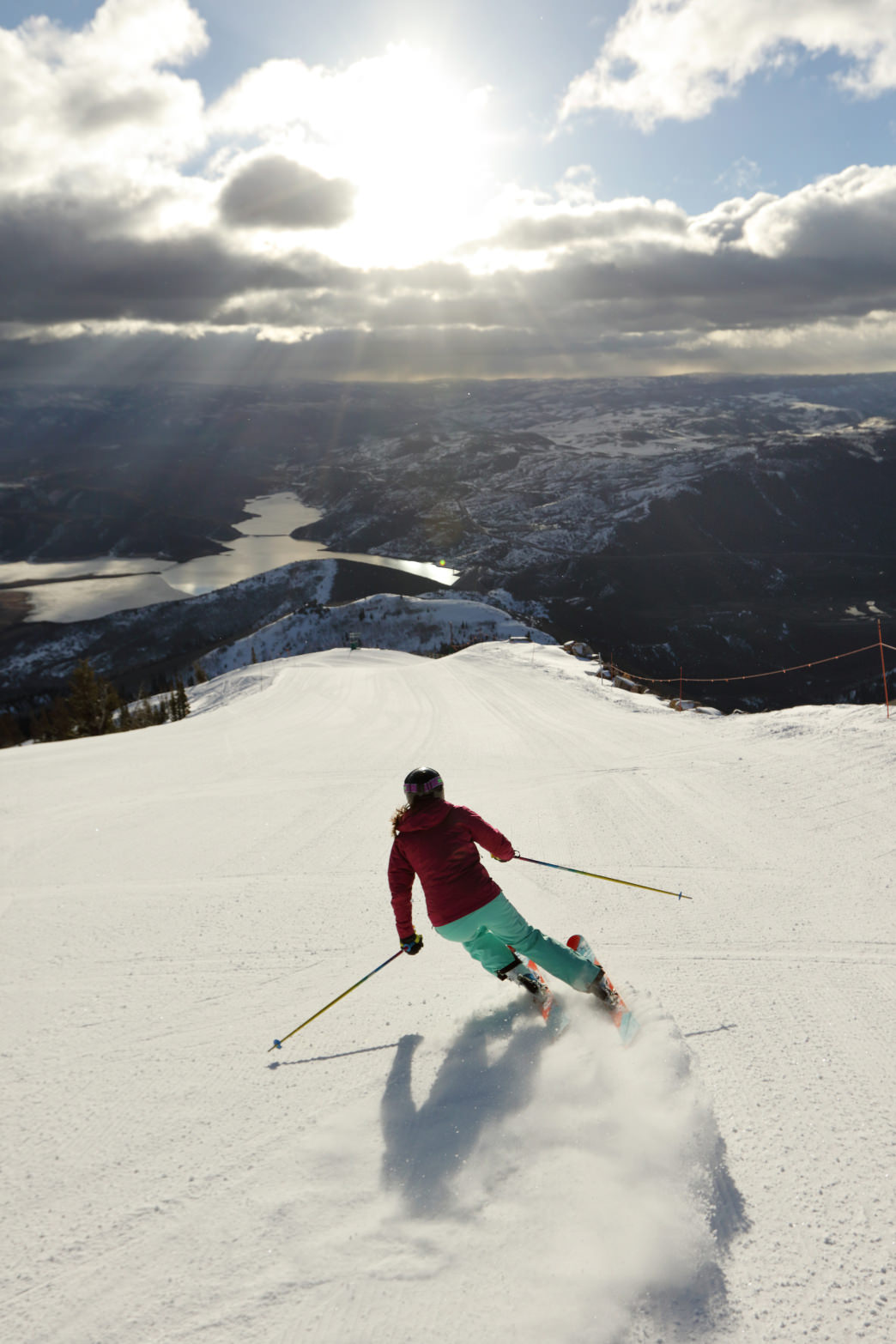 Deer Valley Resort is known for its groomed-to-perfection slopes.