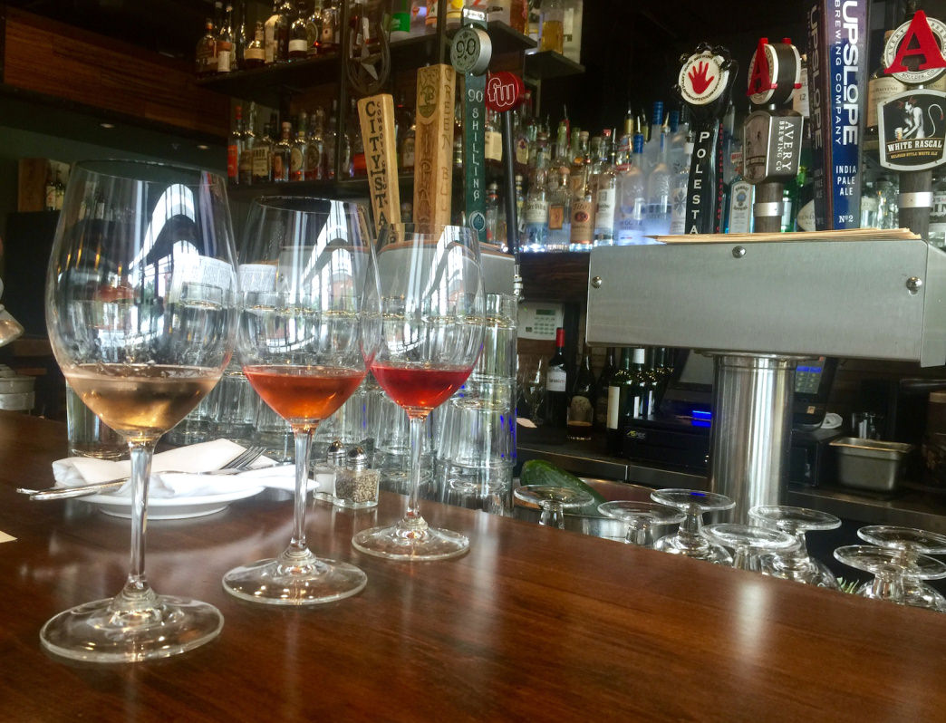 Happy hour is a great time to sample the swanky fare at the North End at 4580.